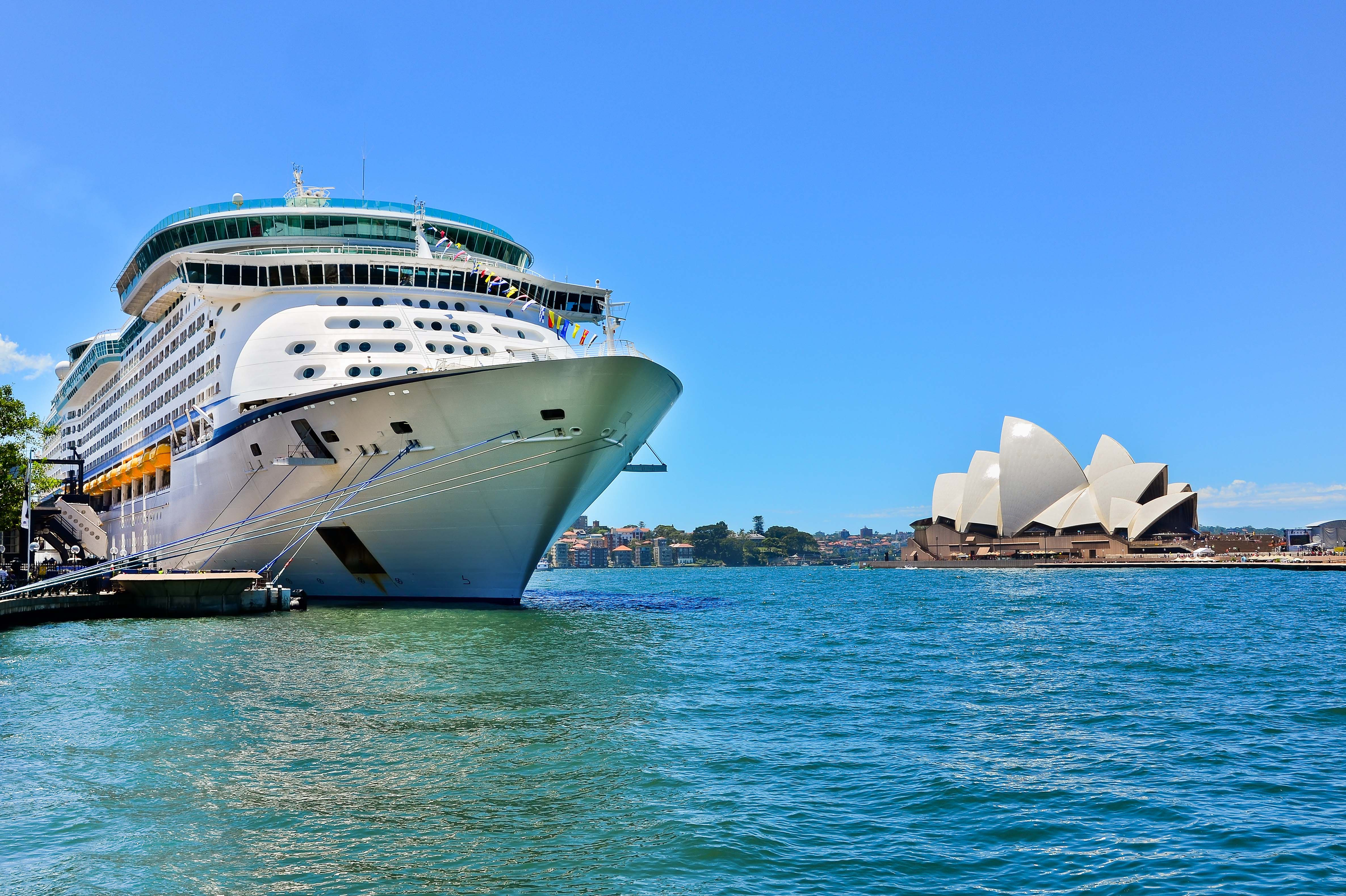 Cruises for Around the world cruise ship